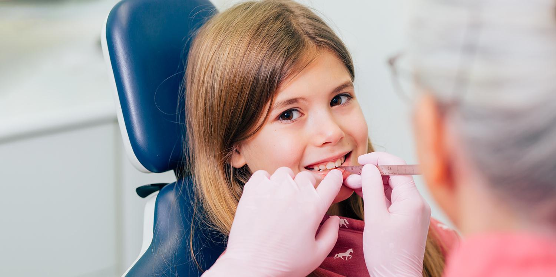 Kieferorthopädie Gladbeck - Dr. Kinner - KFO für Kinder